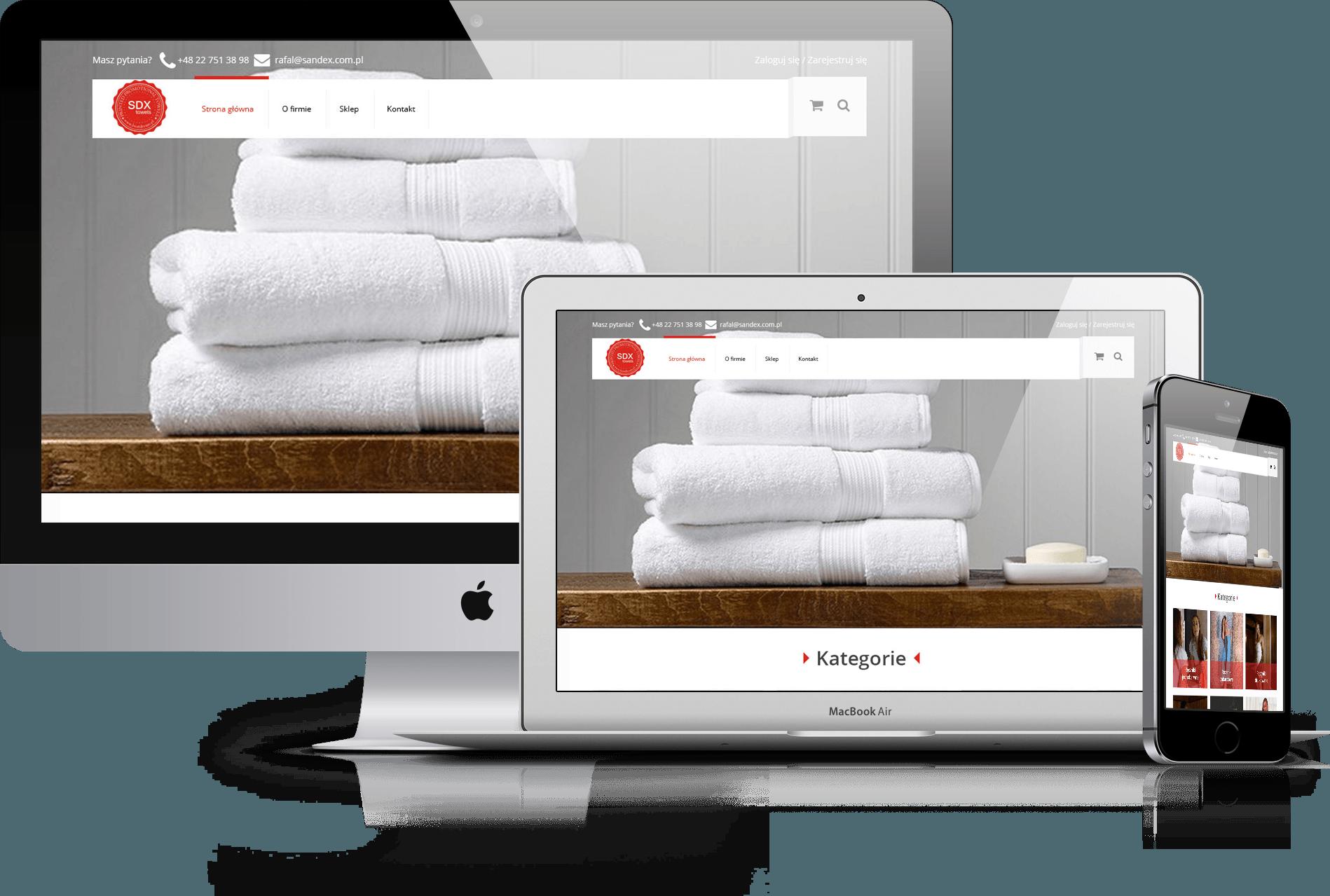 SDX Towels
